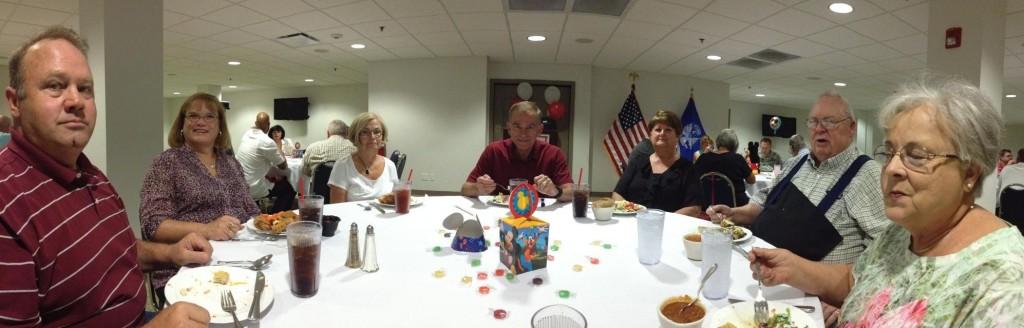 2013 09 29 Rick Dodson's Retirement Lunch