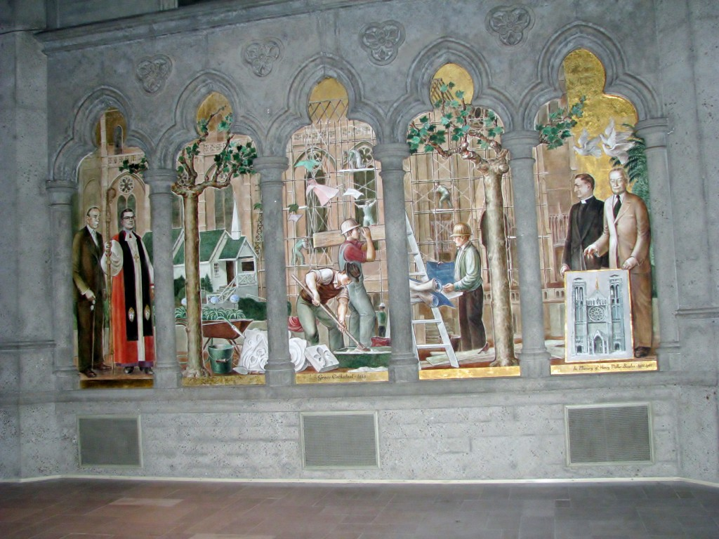 2013 09 12 SF Grace Cathedral Murals (2)