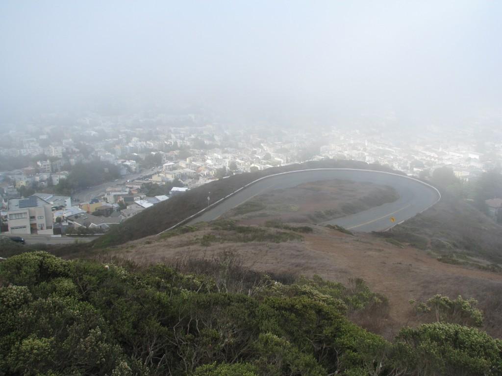 2013 09 12 SF Twin Peaks Road