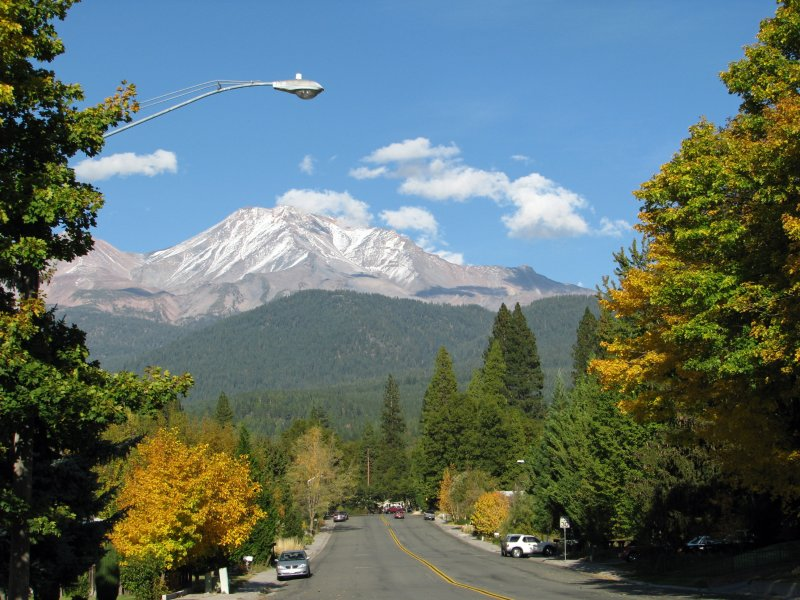 2013 09 14 Mt. Shasta Mountain