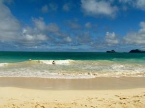 2013 11 01 Hawaii Bellows Air Force Station Beach Ocean 2