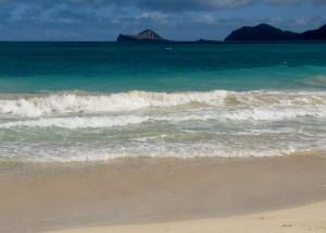 2013 11 01 Hawaii Bellows Air Force Station Beach Ocean 3