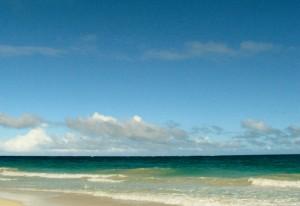 2013 11 01 Hawaii Bellows Air Force Station Beach Ocean 4