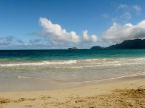 2013 11 01 Hawaii Bellows Air Force Station Beach Ocean 5