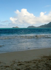 2013 11 01 Hawaii Bellows Air Force Station Beach Ocean 8
