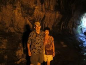 2013 11 05 Hawaii NCL Pride of America Day 4 Hilo Thurston Lava Tube (6)