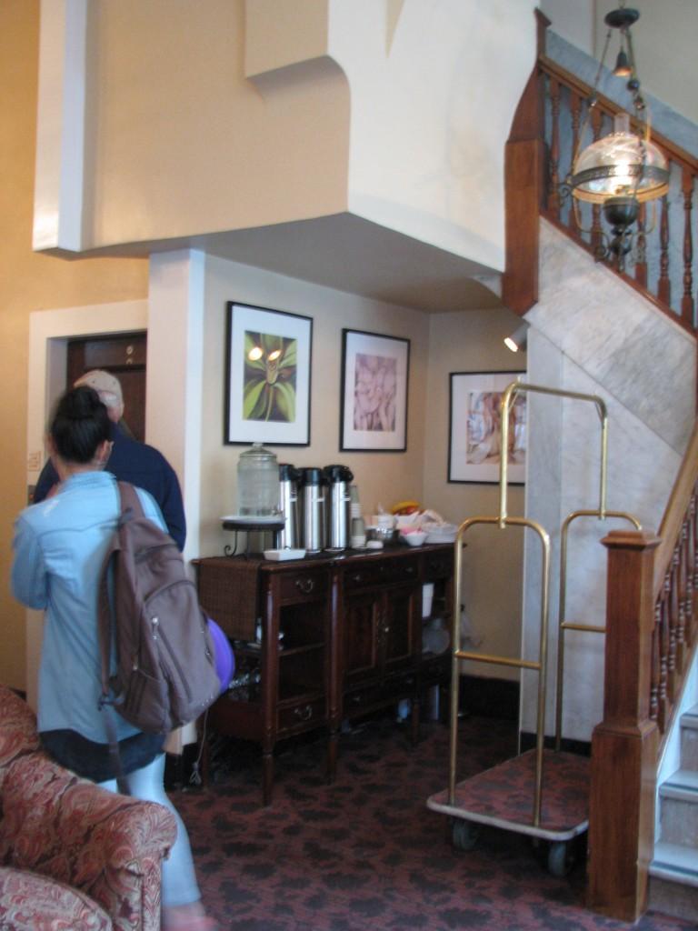 2013 09 10 SF Andrews Hotel Lobby (1)