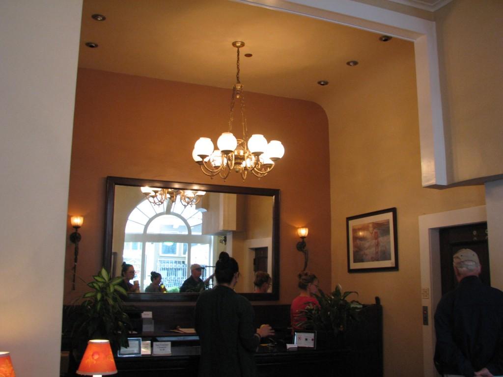 2013 09 10 SF Andrews Hotel Lobby (2)