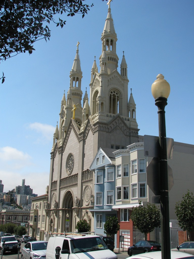 2013 09 10 SF Saints Peter & Paul Church (1)
