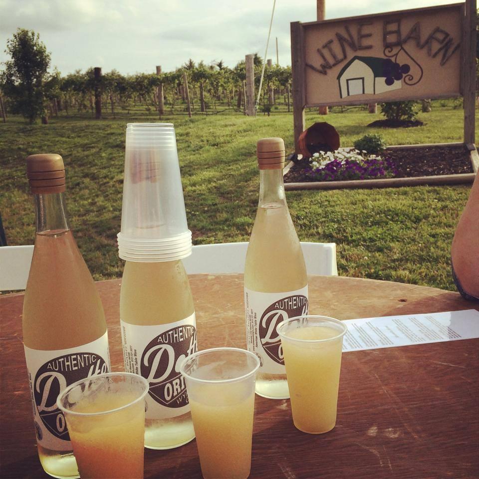 2013 06 06 Wine Barn Wine