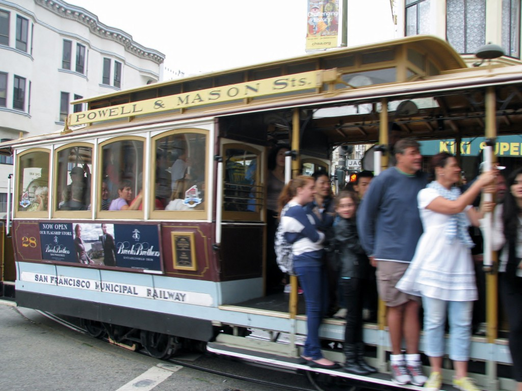 2013 09 12 SF Cable Car
