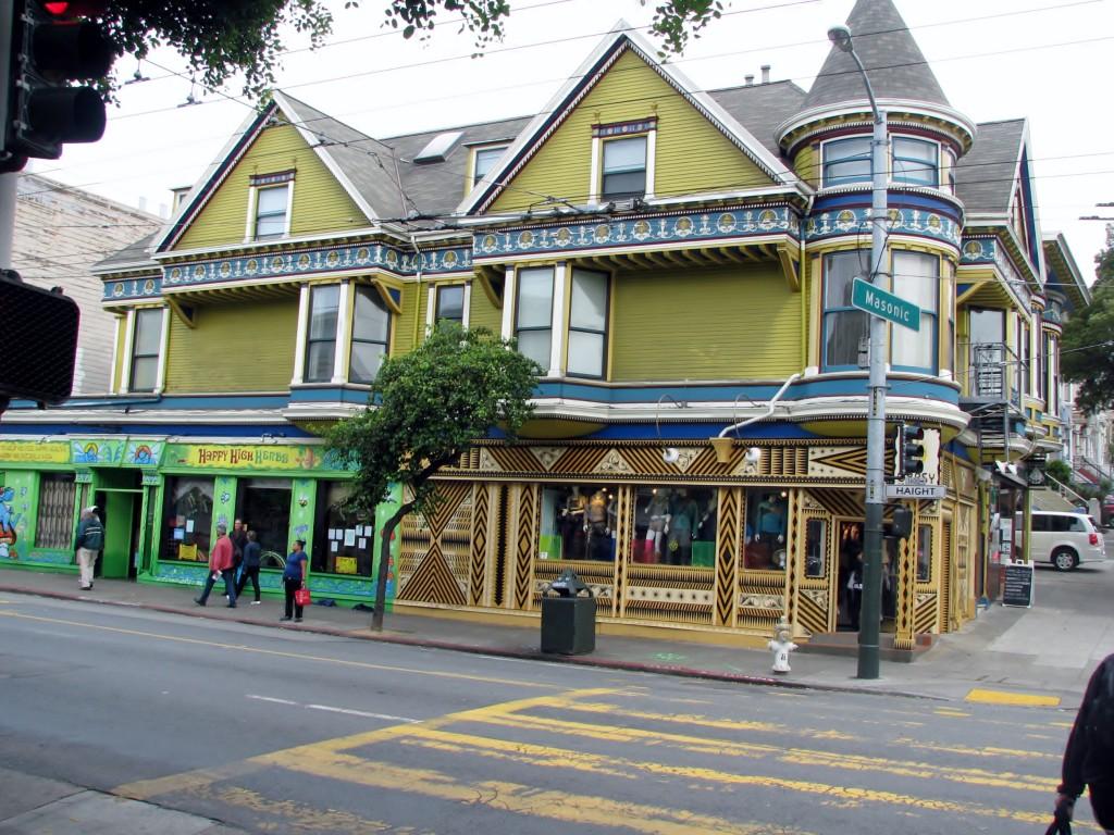 2013 09 12 SF Haight & Ashbury (1)