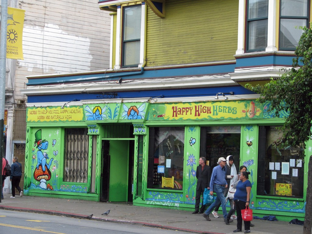 2013 09 12 SF Haight & Ashbury (2)