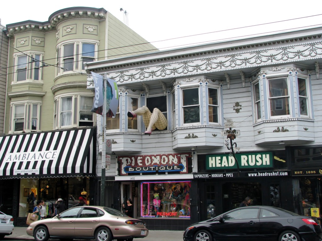 2013 09 12 SF Haight & Ashbury Piedmont Boutique 2