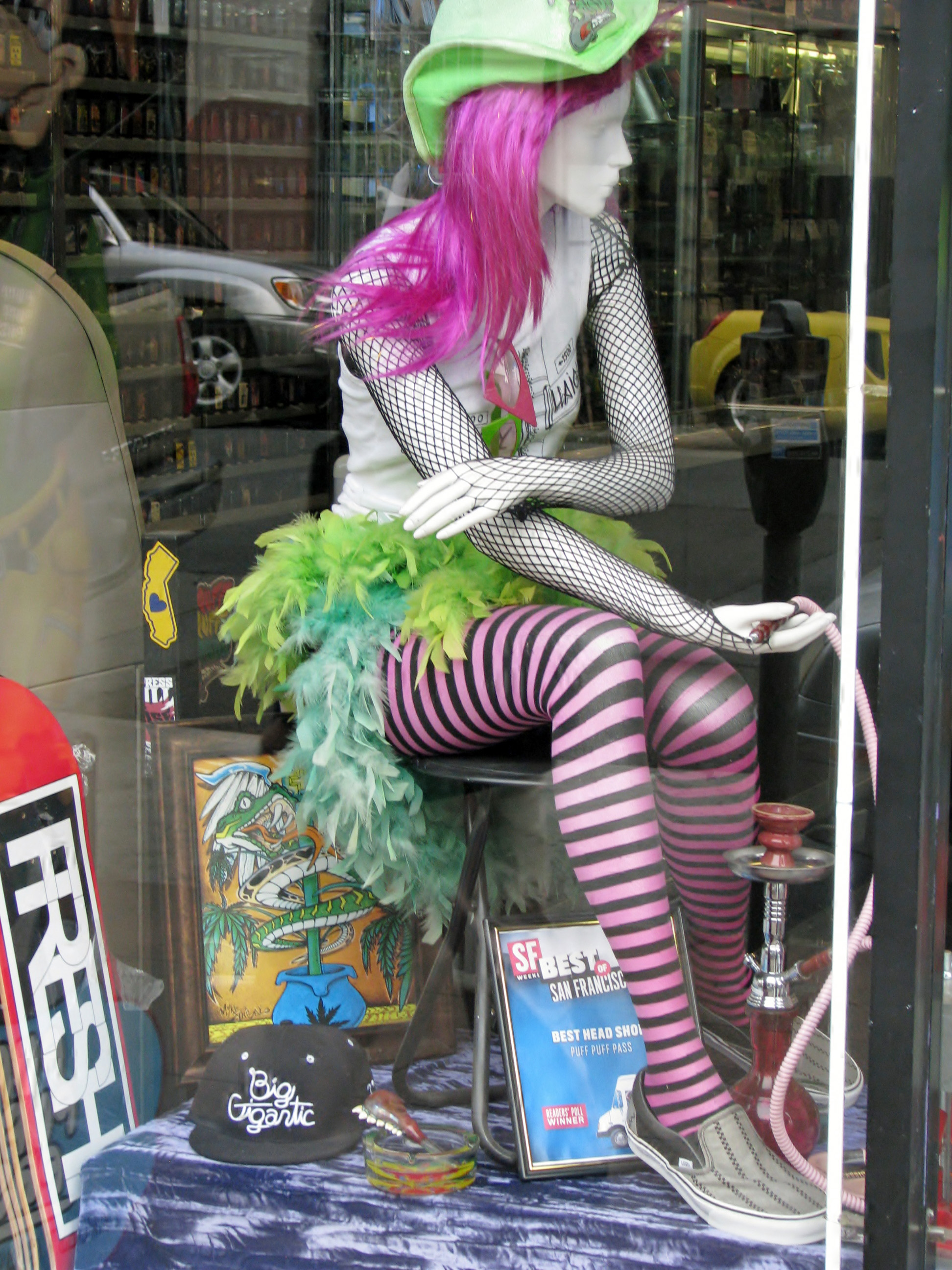 Vintage clothing store - Picture of Haight-Ashbury, San Francisco