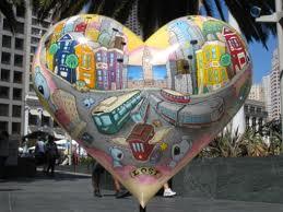 2013 09 12 SF Union Square Heart