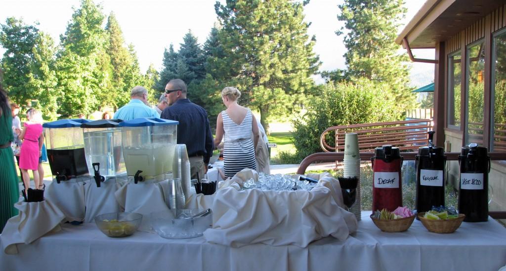 2013 09 14 Haisting Veltum Wedding Reception Food Drinks