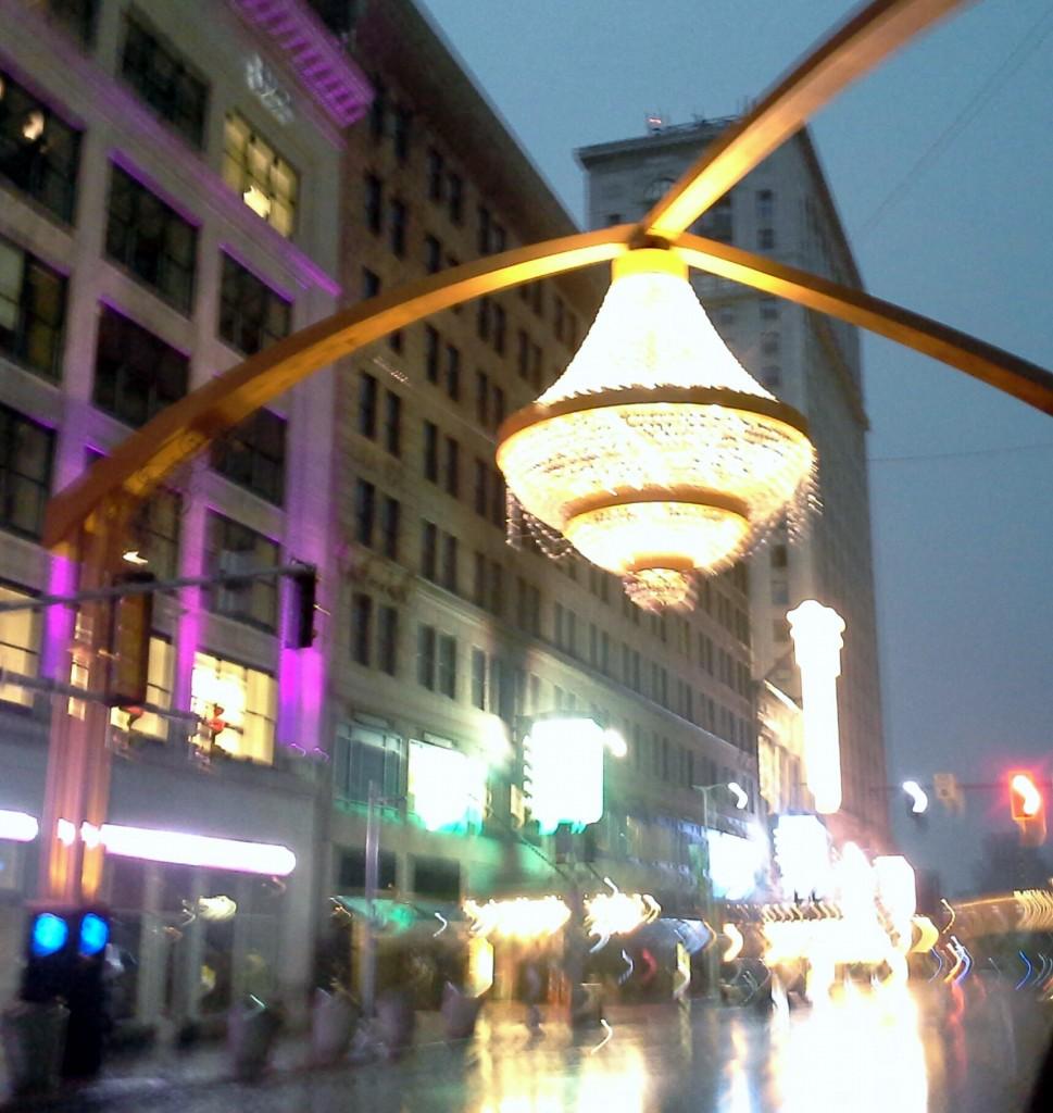 2014 05 12 Cleveland Chandelier