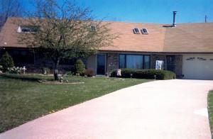 1997 hosue front
