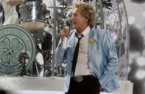 2014 08 14 Rod Stewart Santane Concert Stewart