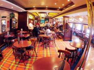 2007 06 16 NCL Star Alaska Ship Red-Lion-Pub