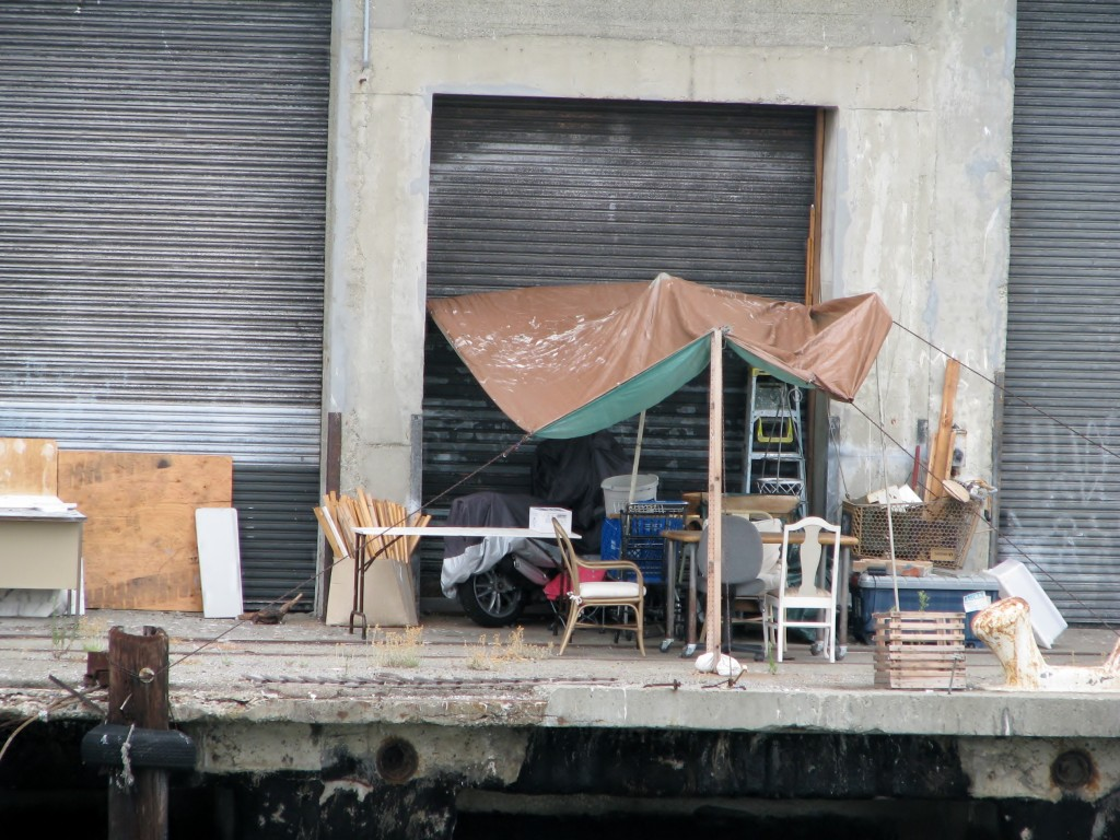 2013 09 09 SF Homeless Pier Home