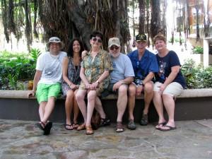 2013 10 28 Hawaii Hale Koa Hotel Banyan Tree Kellys Rotchford Kerricks