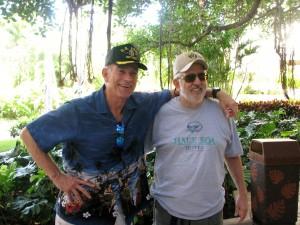 2013 10 28 Hawaii Hale Koa Hotel Steve Fred