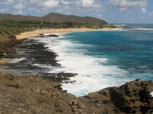2013 11 12 Hawaii Blow Hole Beach (4)