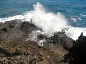 416 2013 11 12 Hawaii Blow hole 416