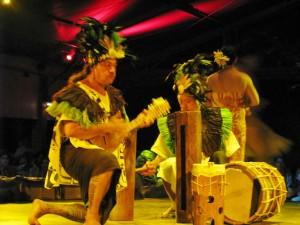 2013 11 07 Hawaii NCL Pride of America Day 6 Kauai Luau Kalamaku The Story (19)