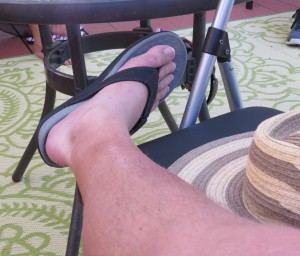 2014 07 04 4th Pool Party Holan's Foot 2