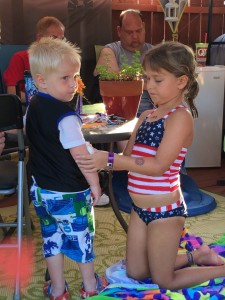 2014 07 04 4th Pool Party Tatoos Samantha Cameron (5)