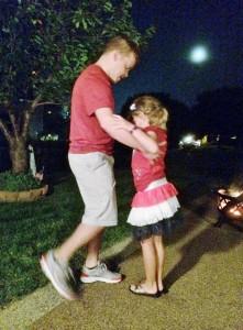 2014 07 04 Fire Pit Dance Lessons (2)