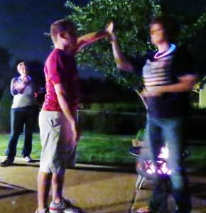 2014 07 04 Fire Pit Dance Lessons (3)