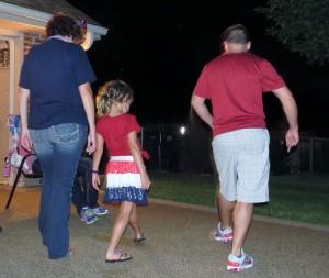 2014 07 04 Fire Pit Dance Lessons