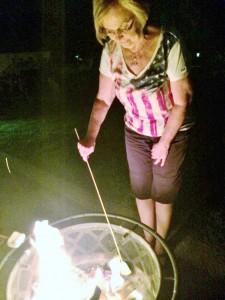 2014 07 04 Fire Pit Marshmellows Dee (1)