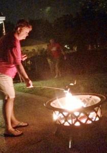 2014 07 04 Fire Pit Marshmellows Phyllis (1)