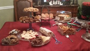2014 12 31 New Years Eve Food Table 3
