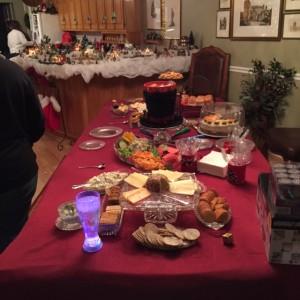 2014 12 31 New Years Eve Food
