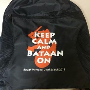 2015 03 20 Bataan Memorial Death March NM Cinch Sack