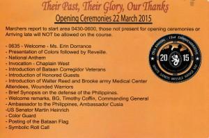 2015 03 22 Bataan Memorial Death March Opening Ceremony (2)