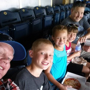 2015 07 05 4th of July Week End Royal Baseball Game