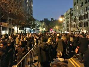 2015 11 25 New York Macy's Giant Balloon Inflation Line