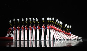 2015 11 26 New York Radio City Music Hall Christmas Spectacula Toy Soldiers