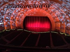 2015 11 26 New York Radio City Music Hall Stage Door Tour Stage (1)