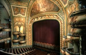 2015 11 27 New York Aladdin New Amsterdam Theartre stage