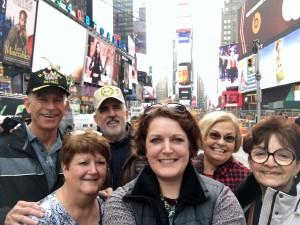 2015 11 27 New York Time Square Selfie