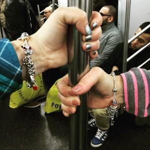 2015 11 29 New York Subway Bracelets