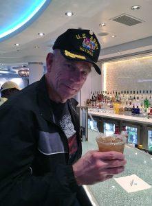 2015 11 30 NCL Breakaway E Caribbean Shakers Cocktail Bar Long Island Ice Tea